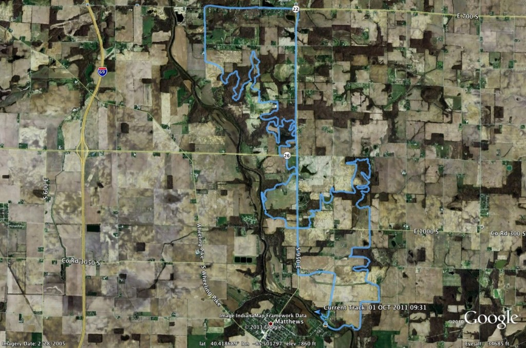 Upland Enduro (Sections 1 & 2)