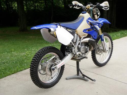 Yamaha WR250 (2007)