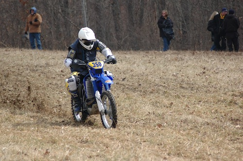 The WR450 back in 2007