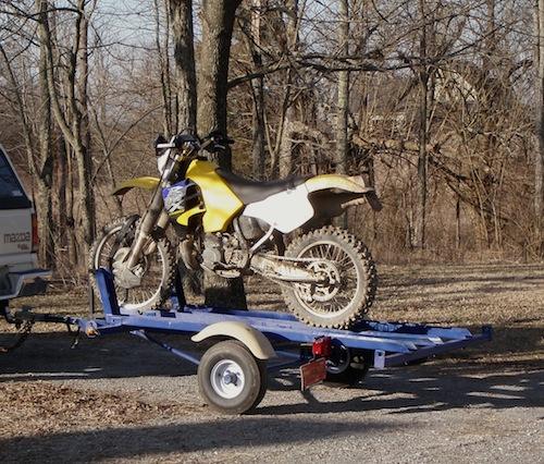 1998 RMX 250 - Nice Ride!