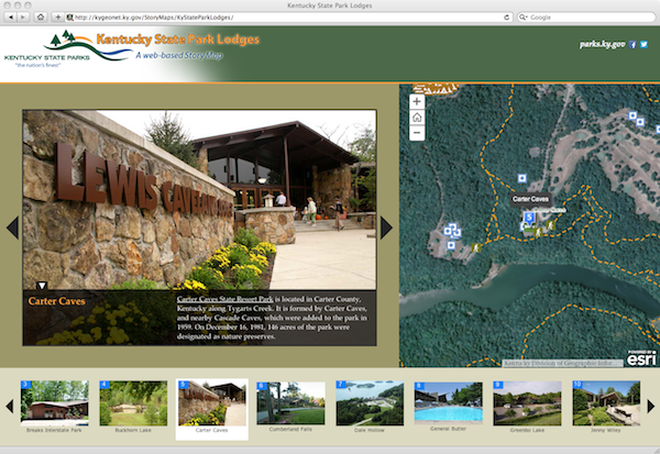 Ky State Park Lodges