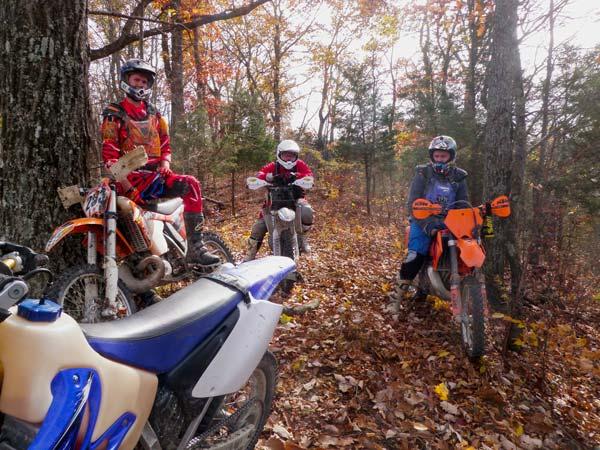 The Riding Crew