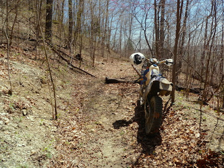 Great Spring Riding Conditions