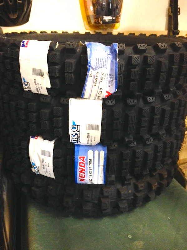 The Tire Stack