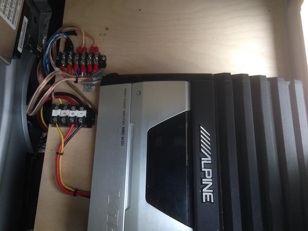 Amplifier Platform (w/o Proton)