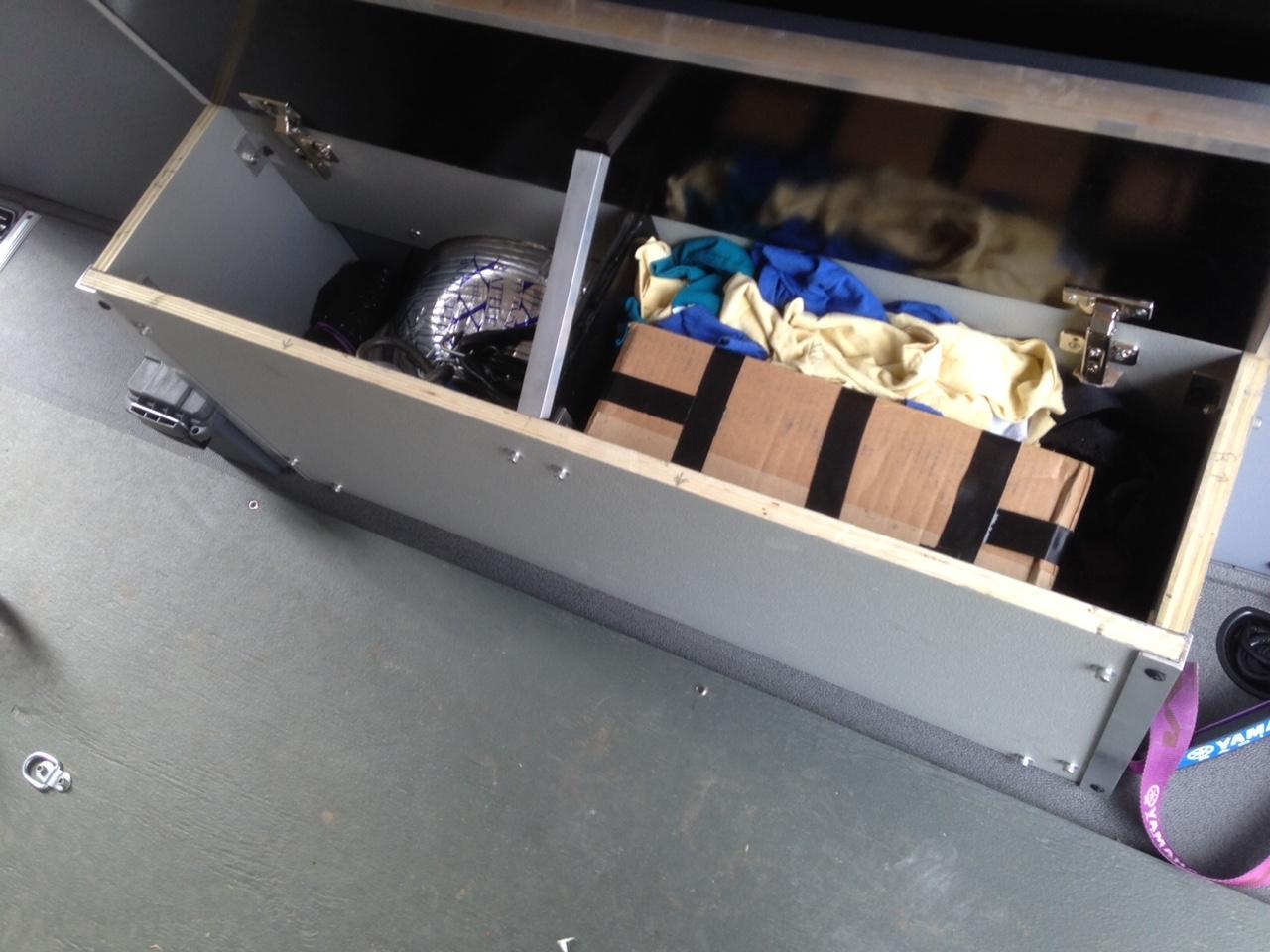 Fender Well Box