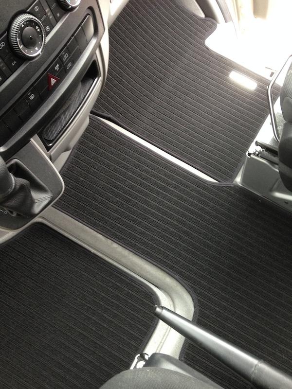 New Floor Mats