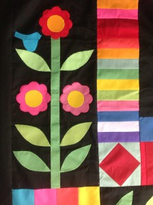Amish with a Twist Applique